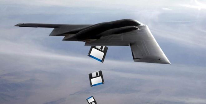 Mỹ cân nhắc bỏ đĩa mềm khỏi hệ thống vũ khí hạt nhân
