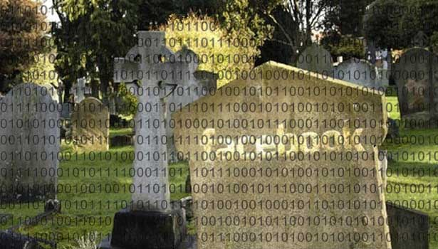 Facebook và nghĩa trang của thời đại số