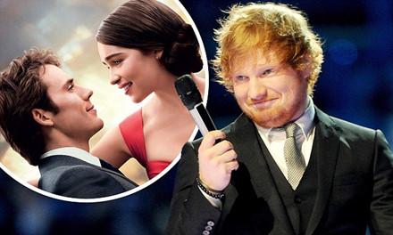 """Ed Sheeran bị kiện 20 triệu USD vì nhạc phim """"Me Before you"""""""