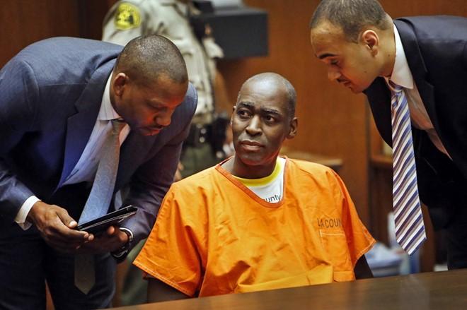 Tài tử lĩnh án 40 năm tù vì bắn chết vợ trước mặt con