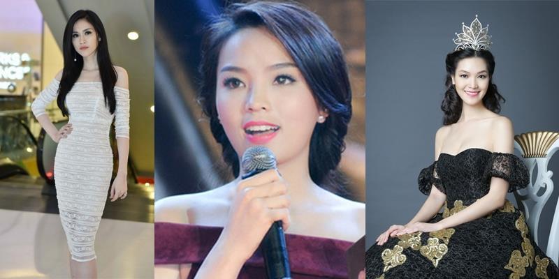 """Những Hoa hậu Việt """"dở khóc dở cười"""" vì trình độ ngoại ngữ"""