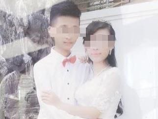 """Cô dâu, chú rể 16 tuổi """"mặt búng sữa"""" linh đình làm đám cưới"""
