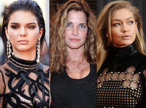 Cựu siêu mẫu công khai xin lỗi Kendall Jenner và Gigi Hadid