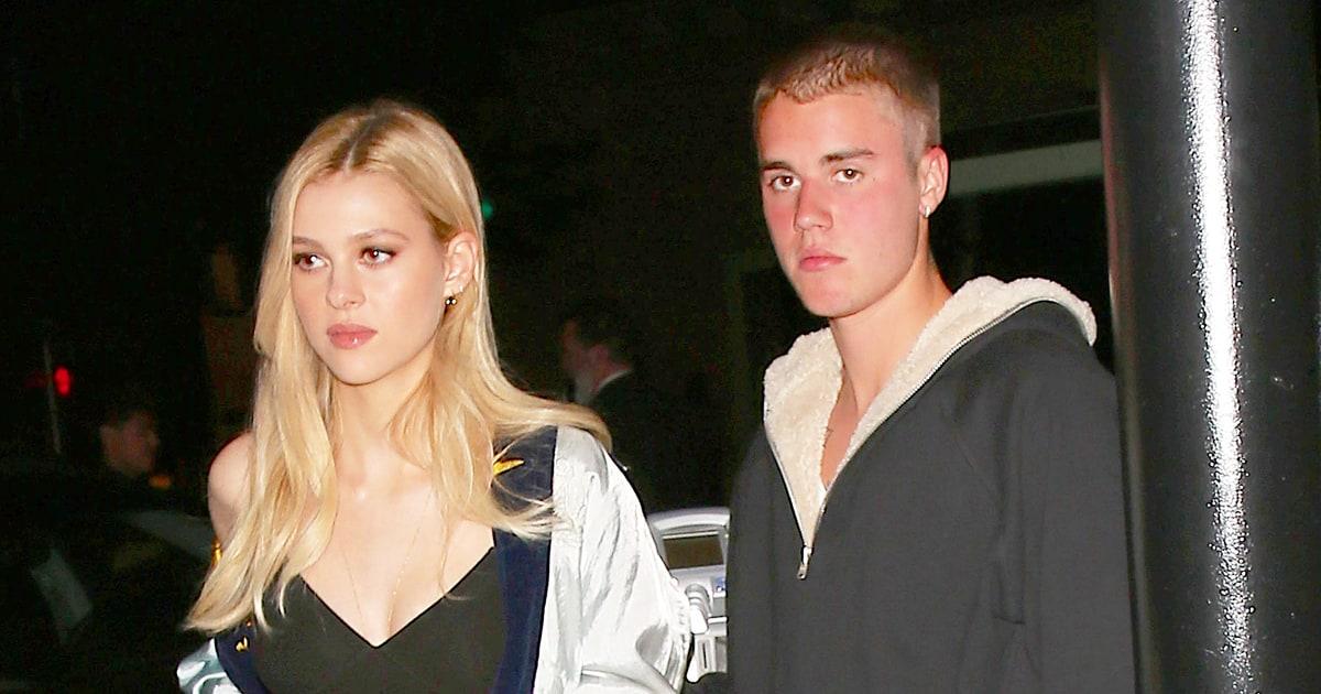 Justin Bieber đưa kiều nữ về nhà qua đêm