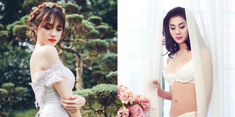 Hương Giang, Lâm Chi Khanh ngày ấy và bây giờ