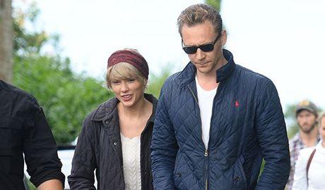 Mặc Kanye West bôi nhọ, Taylor Swift vẫn vui vẻ bên 'Loki'