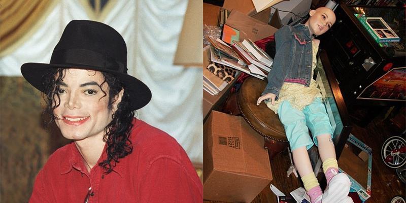 Hé lộ hình ảnh bộ sưu tập đồ chơi tại nhà riêng của Michael Jackson