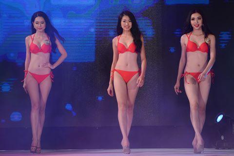 12 người đẹp phía bắc vào chung kết Hoa hậu Bản sắc Việt