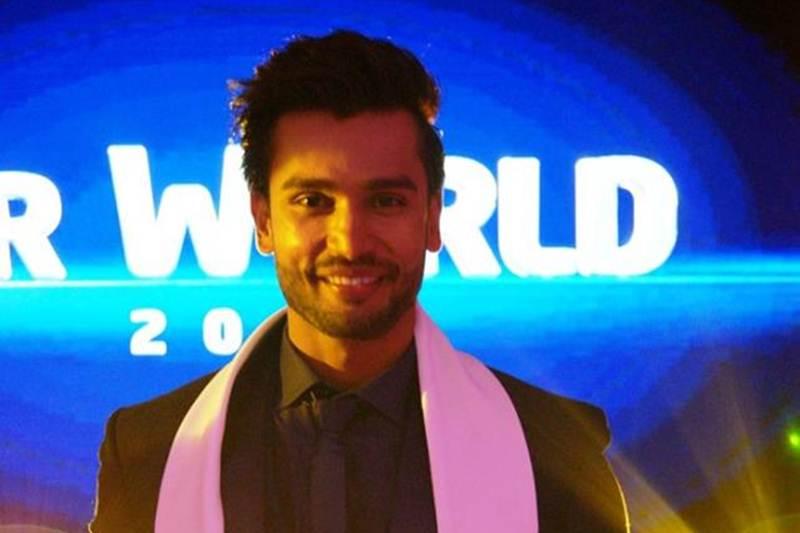 Diễn viên Ấn Độ đăng quang Mr. World 2016