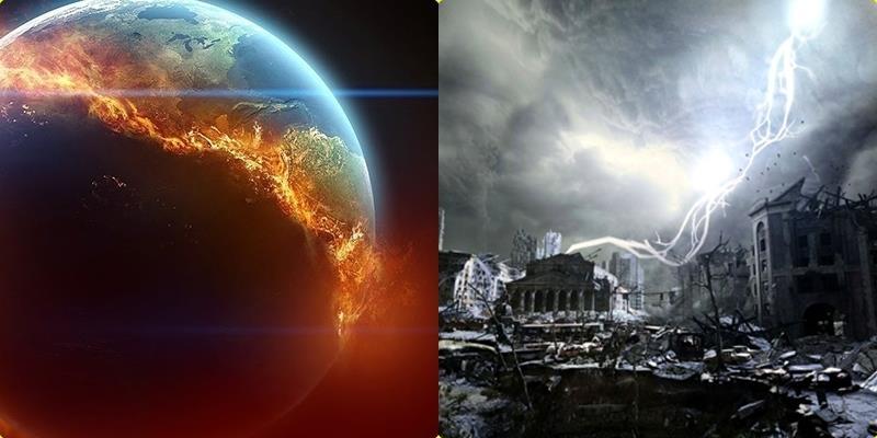 Sự thật về lời tiên tri Ngày tận thế 29/7 do Trái đất bị đảo cực