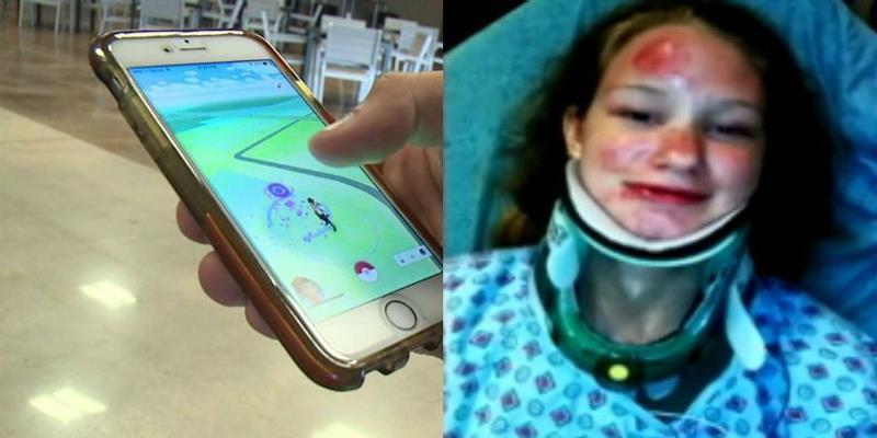 Những tai nạn và sự việc kì quặc do cơn sốt Pokémon GO gây ra