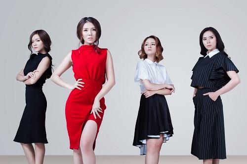 Thương hiệu thời trang Luxy Nguyen tôn vinh vẻ đẹp Việt