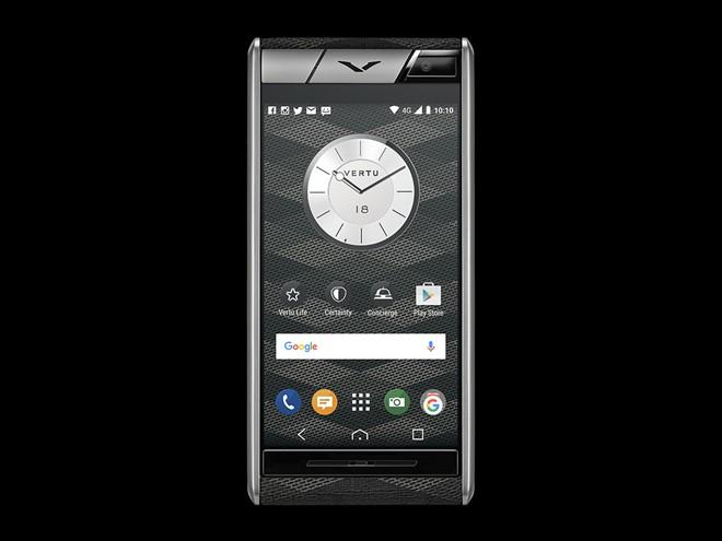 Vertu ra mắt điện thoại rẻ nhất trong lịch sử của hãng