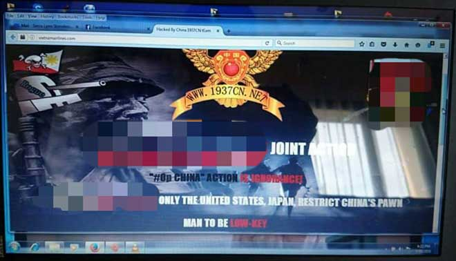 Mã độc tấn công Vietnam Airlines xuất hiện nhiều nơi ở VN