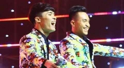 Cặp đồng tính khiến Mr. Đàm, Minh Tuyết thích thú