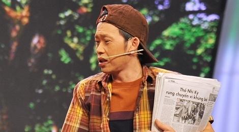Hoài Linh khóc khi nhớ lại quá khứ cơ cực trên sân khấu