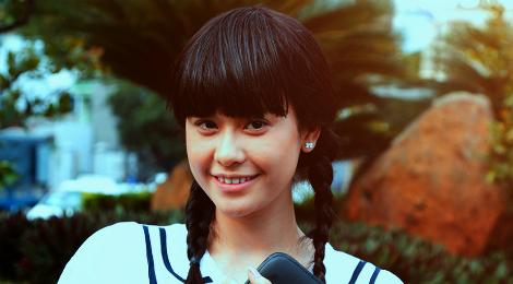 Trương Quỳnh Anh đóng cùng lúc hai vai trong phim kinh dị