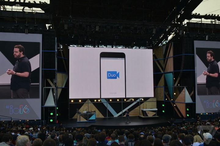 Google ra mắt ứng dụng gọi video cạnh tranh FaceTime
