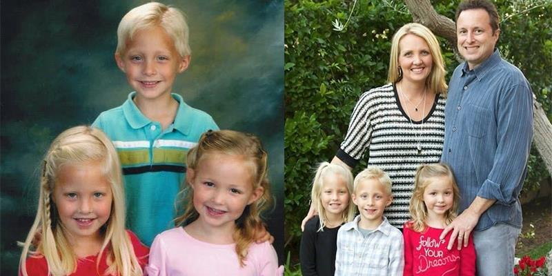 """Sự """"trở về"""" kì diệu của 3 đứa trẻ đã qua đời trong một vụ tai nạn"""