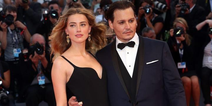 Johnny Depp - Amber Heard: hôn nhân 156 tỷ vẫn đổ vỡ bẽ bàng