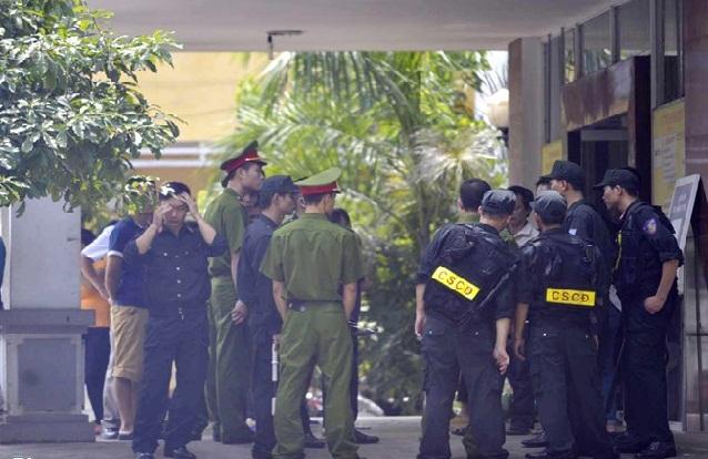 Khởi tố vụ giết người tại văn phòng tỉnh ủy Yên Bái