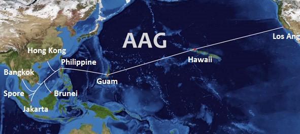 Sửa xong cáp AAG sớm 1 ngày, Internet trở lại bình thường