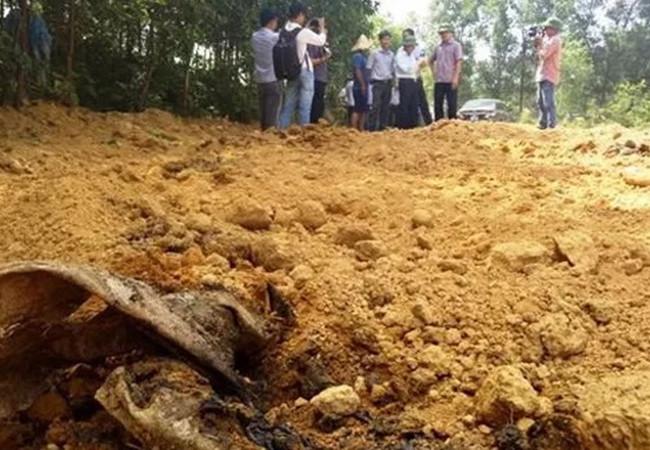 Mập mờ xử lý chất thải của Formosa Đồng Nai