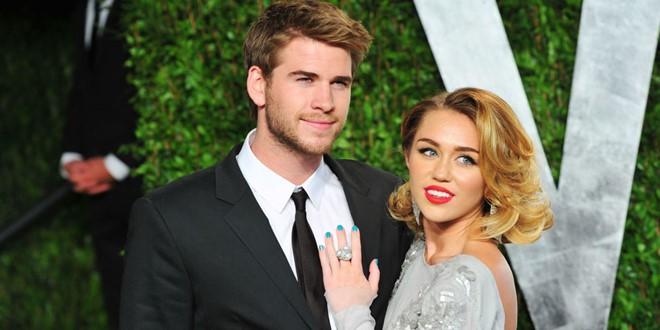 Miley Cyrus và Liam Hemsworth bị nghi bí mật kết hôn