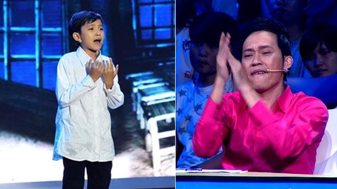 Cậu bé miền Tây lấy nước mắt Hoài Linh, Thanh Hằng