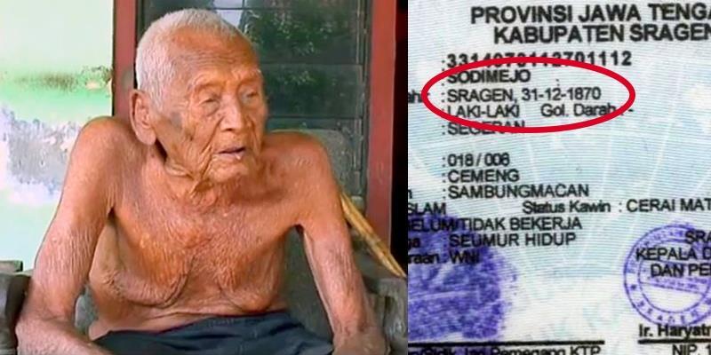 Cụ ông cao tuổi nhất thế giới vừa được phát hiện đã ngỏ ý muốn chết
