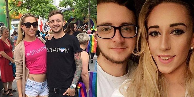 Mối nhân duyên trời định của chàng trai chuyển giới với một cô gái chuyển giới