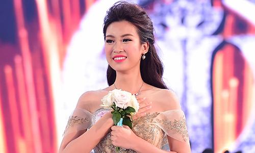 Những điều chưa biết về tân hoa hậu Đỗ Mỹ Linh
