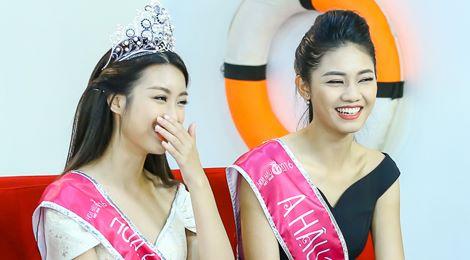 Hoa hậu Mỹ Linh tiết lộ mẫu bạn trai lý tưởng