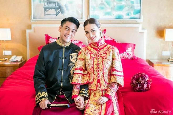Hôn lễ ngọt ngào của tài tử Chu Hiếu Thiên trên đảo Bali