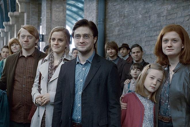"Warner Bros. muốn làm tiếp loạt phim ""Harry Potter""?"