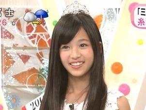 Nhan sắc cô gái 12 tuổi lên ngôi Miss Teen Nhật Bản