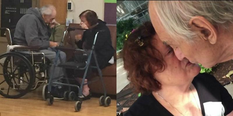 Cái kết trọn vẹn cho cặp đôi từng bị buộc li thân sau 62 năm hạnh phúc