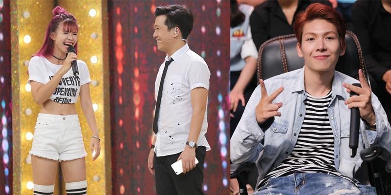 """Bị Trường Giang ghép đôi, Khởi My phủ nhận Kelvin Khánh là """"bạn trai"""""""