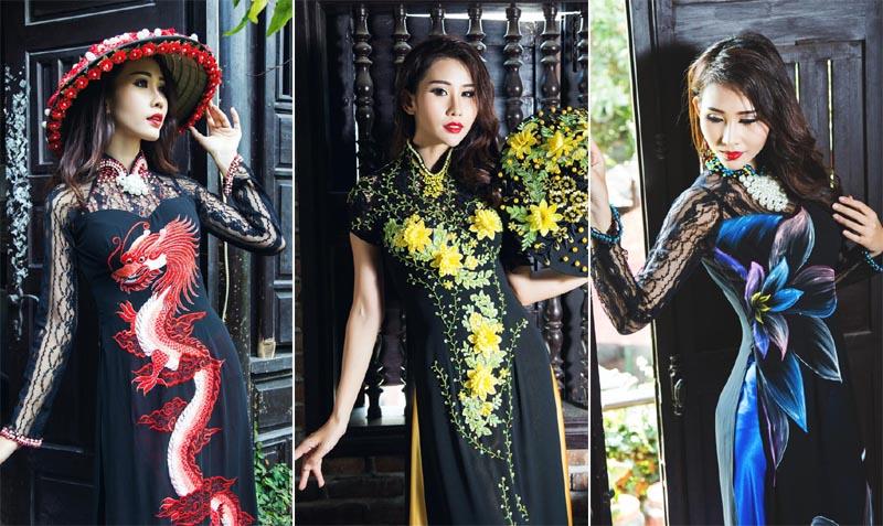 """Xuất hiện gương mặt mới trong BST """"Huyền Thoại"""" của NTK Tommy Nguyễn"""