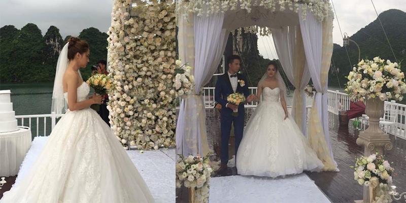 Nữ ca sĩ Hương Giang Idol bất ngờ kết hôn cùng bạn trai?