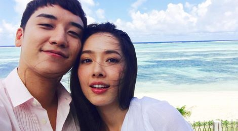 """Seungri phủ nhận hẹn hò kiều nữ """"Tiểu thời đại"""""""