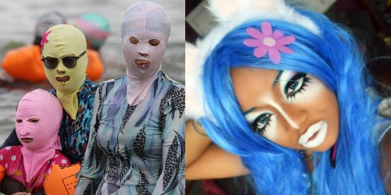 Những hiện tượng thời trang kỳ quặc nhất thế giới