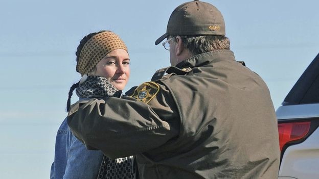 """Sao phim """"Dị biệt"""" bị bắt khi tham gia biểu tình"""