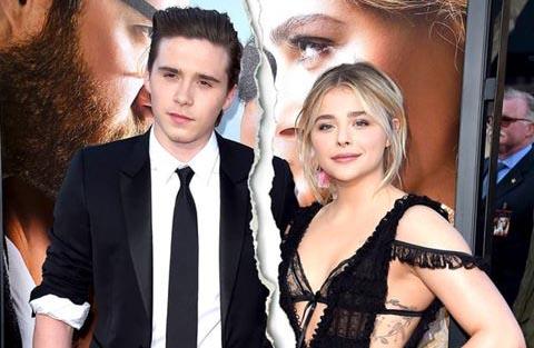 Con trai Beckham đau đớn khi bạn gái cũ yêu người khác