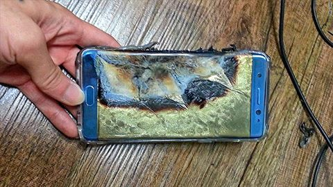 Vẫn còn hơn 1 triệu chiếc Galaxy Note 7 chưa thu hồi được