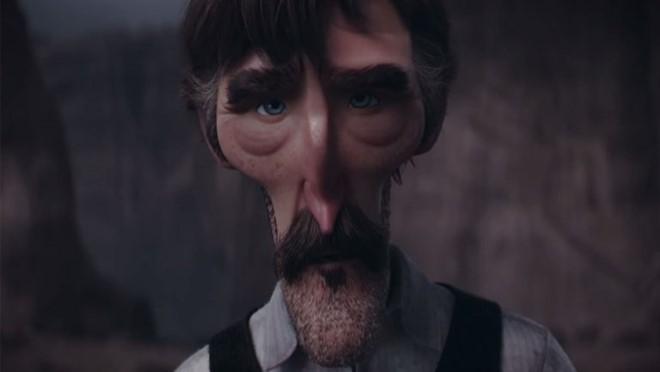 Phim hoạt hình Pixar chạm đến nỗi thống khổ của con người