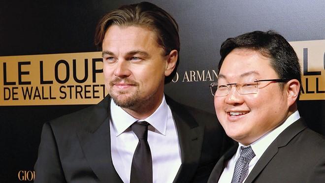 Leonardo DiCaprio bị cáo buộc dùng quỹ từ thiện rửa tiền