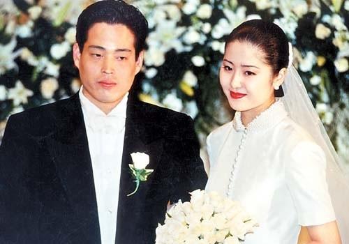Á hậu Hàn bị cấm gặp con sau ly hôn cháu chủ tịch Samsung