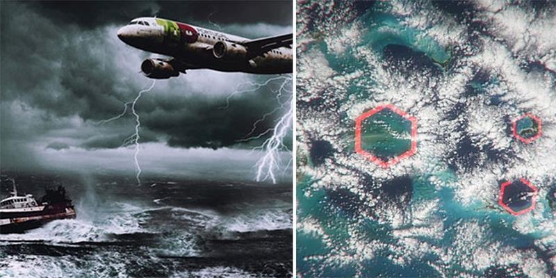 """Bí ẩn """"tam giác quỷ"""" Bermuda"""