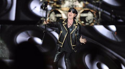 Màn trình diễn của Scorpions không phụ lòng khán giả Hà Nội